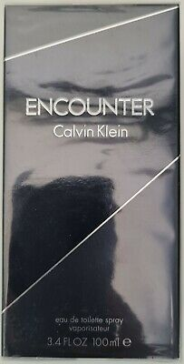 £80.81 • Buy Calvin Klein, Encounter, 100 Ml Eau De Toilette Spray - Rarität -