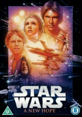 £3.99 • Buy Star Wars: Episode IV  A New Hope DVD New & Sealed