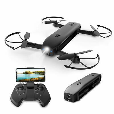 Holy Stone HS161 Drone FPV Foldable RC Quadcopter With 1080P HD Camera Altitude • 69.99£