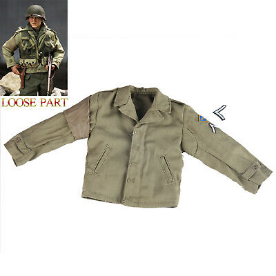 $17.99 • Buy DID A80144 1/6 WWII US 2nd Ranger Battalion Series 4 Private Jackson M41 Jacket
