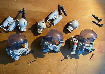 $ CDN111.73 • Buy GI Joe Cobra Flight Pod X3 Lot Trubble Bubble Vintage 80's Toys