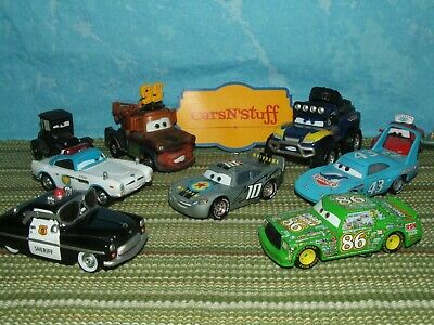 £8.52 • Buy Disney Pixar Cars: Convoy Brothers, Lassetire, McQueen & More *Displayed Only*