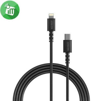 AU29.38 • Buy Anker 6' Powerline Select USB-C To Lightning Cable - Black