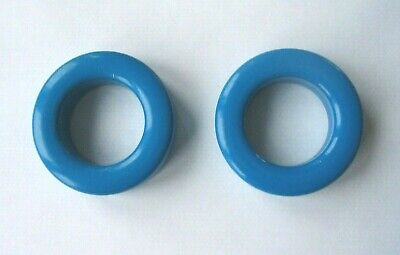 £3.95 • Buy 2 PIECES OF COATED IRON / FERRITE CORE TOROID / RINGS 35mm X 20.5mm X 11mm