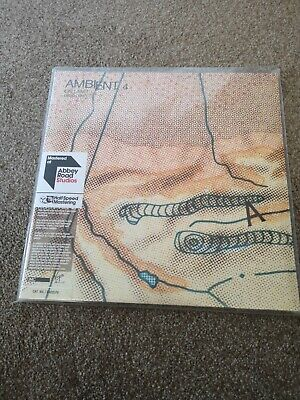 BRIAN ENO - Ambient 4: On Land VINYL 2LPs Half Speed Master Abbey Road New Roxy  • 13.99£
