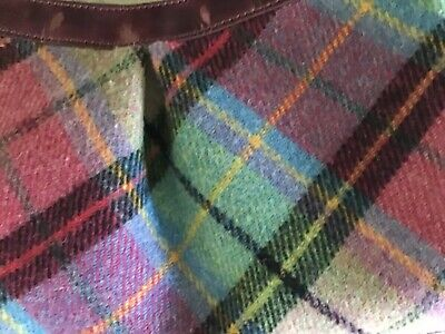 £25 • Buy Ness Tartan Woollen Hand Bag. Hardly Used. Very Good Condition