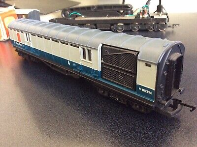 £15 • Buy HORNBY TPO Operating Royal Mail Coach,-M80328,Blue/ Grey Livery.