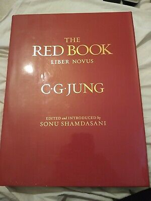 Red Book : Liber Novus, Hardcover By Jung, C. G.; Shamdasani, Sonu (EDT) • 144.99£