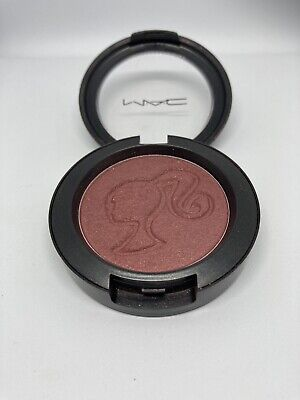$29.93 • Buy MAC Limited Edition Blush - Fab 2007 Barbie Collection (RARE)