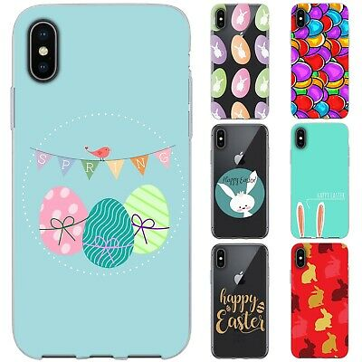 Dessana Easter Spring Silicone Protective Case Pouch Cover For Apple • 7.28£