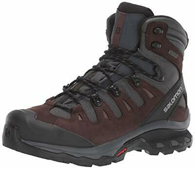 AU273.83 • Buy Salomon Women's Quest 4D 3 GTX Backpacking Boots Ebony/Chocolate Plum/Pepperc...