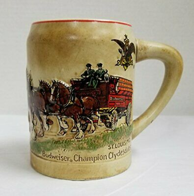 $ CDN247.66 • Buy Budweiser Holiday Steins Collectible Holiday Stein Series Year 1980