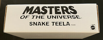 $59.95 • Buy 200x MOTU Toyfare Exclusive Snake Teela ~ Factory Sealed Masters Of Universe