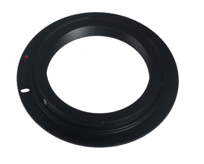 $6.89 • Buy M42 Lens Mount To Canon EOS EF/EF-S Ring Adapter For Canon Cameras