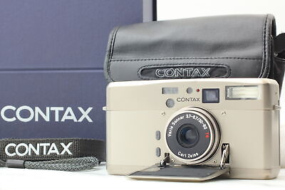 $ CDN673.30 • Buy **Opt MINT** Contax TVS III Point & Shoot 35mm Film Camera In Box From JAPAN