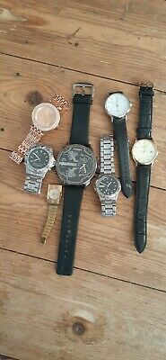 Joblot Watches Spares Or Repair • 7.50£
