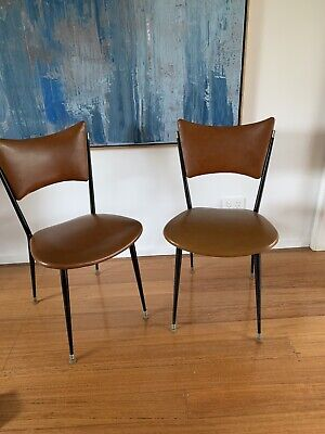 AU120 • Buy Retro Grant Featherston Chairs Mid Century Vintage