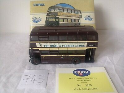 $ CDN22.41 • Buy Corgi.classics 97204 Guy Arab Double Decker Bus,coventry Transport.