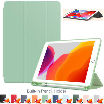 AU23.09 • Buy Leather Case Smart Cover For IPad 10.2 7th 8th 5th 6th Pro 11 12.9 2020 Air 4 3