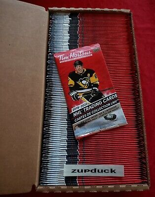$ CDN299 • Buy 2019-20 Tim Hortons 🍁100-Pack BOX🍁 Hockey Cards  Unopened,Unsearched!!