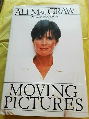 £7 • Buy Moving Pictures By MacGraw, Ali Hardback Book, Quick Postage