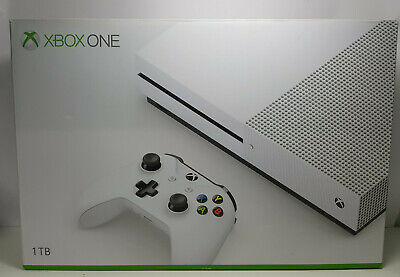 AU84 • Buy Microsoft Xbox One Series S 1681 1tb White Console And Controller Bids From $1