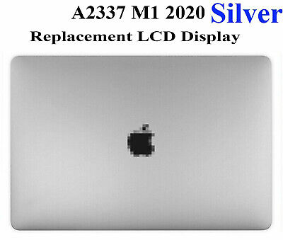 $299 • Buy Macbook Air LCD Display Assembly For A2337 M1 2020 Replacement EMC3598 Silver