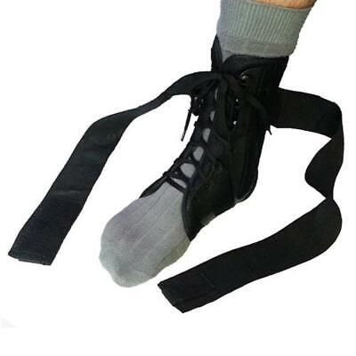 £2.99 • Buy Lace Up Ankle Support Brace Stabiliser Achilles Tendon Injury Sports Football