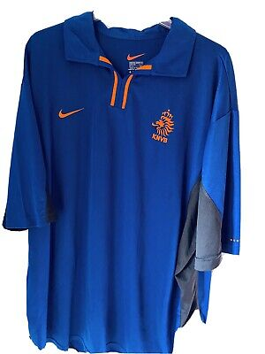 Holland / Dutch National Team 2000 / 02 Away Football Shirt Nike Adult Xxl • 40£