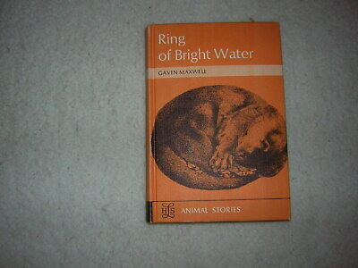 Ring Of Bright Water By Gavin Maxwell From 1968 • 2.70£