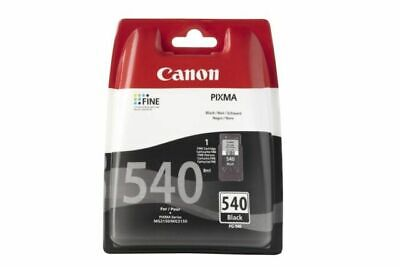 Canon PG540 Black Printer Ink Cartridge For Pixma MG3550 • 8.50£