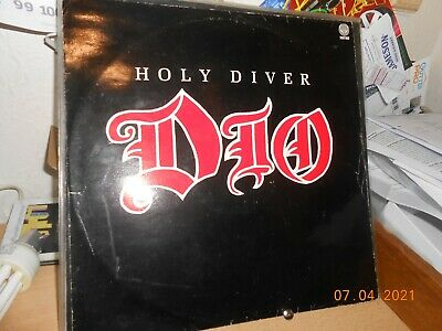 £30 • Buy DIO   Holy Diver  12   45rpm