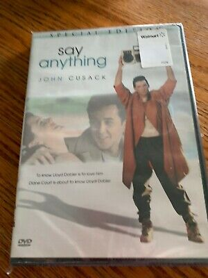 AU8.51 • Buy Say Anything DVD - NEW SEALED