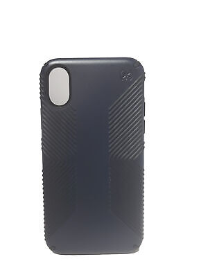 AU24.27 • Buy Speck IPhone X / XS Presidio Grip Case, Eclipse Blue/Carbon Black