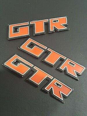 AU160 • Buy 3x Genuine Holden Torana LC LJ GTR Badges