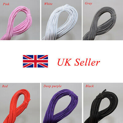 £3.95 • Buy Elastic Stretchy Beading Thread Cord Bracelet String For Jewelry Making DIY NEW