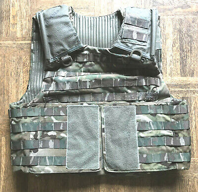 £19.95 • Buy British Army Osprey MTP Molle Vest Plate Carrier Size XL Airsoft