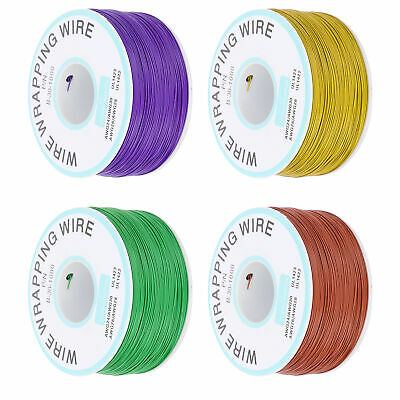 £5.15 • Buy Tinned Copper Cable Circuit Board Single Core Wire Electronic Connecting Wire