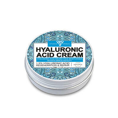 £12.49 • Buy Hyaluronic Acid Face Cream | Day And Night Serum | Anti-Ageing |