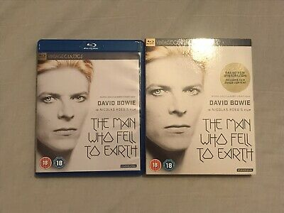 The Man Who Fell To Earth (Vintage Classics Slipcover Blu-ray, 2011) David Bowie • 12£