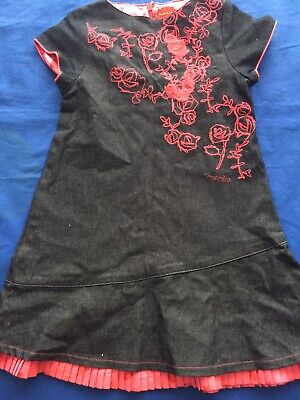 Marese Girls/childrens Designer Dress Age 6 Years Size 114 Eu  • 5.99£
