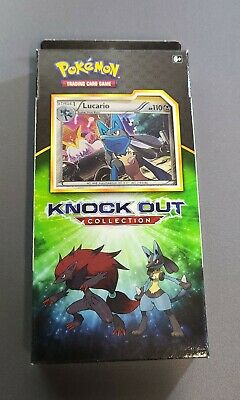 $19.99 • Buy Pokemon Knock Out Collection Box Vintage 2 Booster Packs! 3 Holos & 1 Coin! PSA