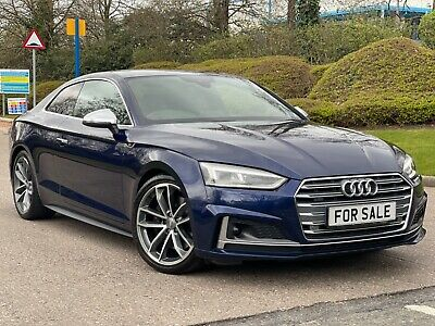 2017 Audi S5 3.0 Tfsi Quattro 354ps Damaged Repaired Cat S/n/d Huge Spec May Px • 22,995£