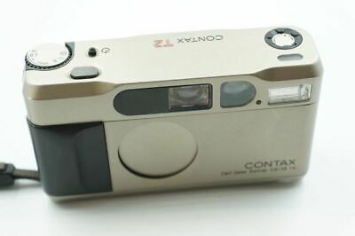 $ CDN988.32 • Buy Contax T2 Carl Zeiss Sonnar 38mm F2.8 T Film SLR Camera Inspected Japan