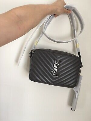 AU1520 • Buy RRP1820 BNWT Saint Laurent Lou Camera Bag