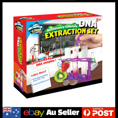 AU32.99 • Buy Science Lab DNA Extraction Kit Science STEAM STEM Holiday Craft Experiment