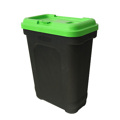 £16.49 • Buy 14 Kg Airtight Pet Food Container Storage Bin Box Cat Dog Biscuit Dry Food Green