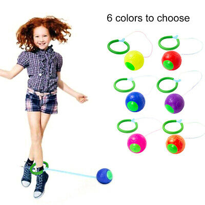 AU13.12 • Buy Skip Ball Fun Toy One Foot Classical For Kids Exercise Ring Gift Outdoor Sports