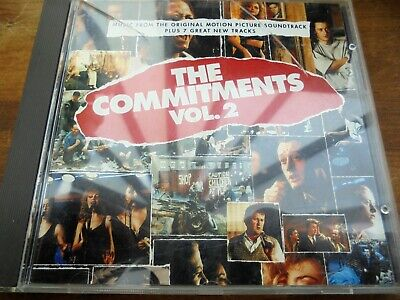£2.50 • Buy The Commitments Volume 2 Music Cd