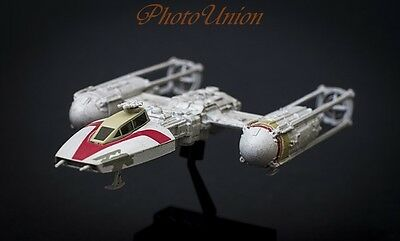AU34.18 • Buy F-toys Star Wars Vehicle 7 Y-wing Starfighter Assult Bomber 1:144 Model Sw_7.6